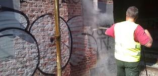 TM-TCS bvba - Graffiti verwijderen