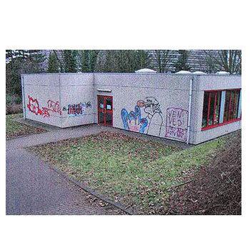 TM 1414 - Alkalische graffiti Remover